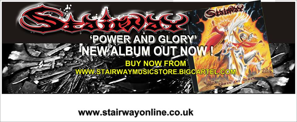 BUY 'POWER AND GLORY ' NOW
