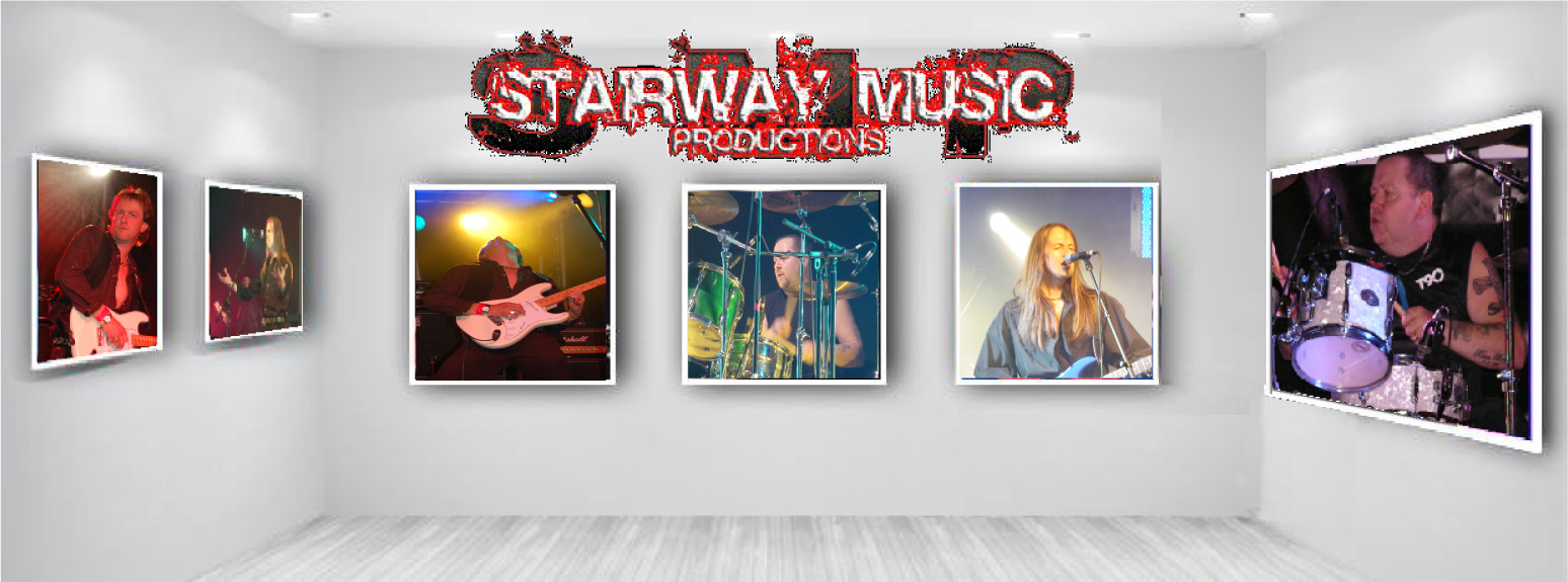 Welcome to The Official Stairway Web Site! Click here for our FB page!